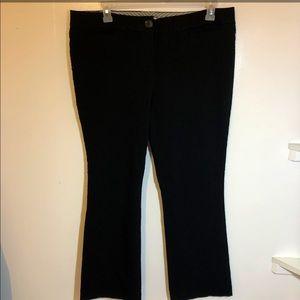 4/$20  Women's comfy stretch black pants